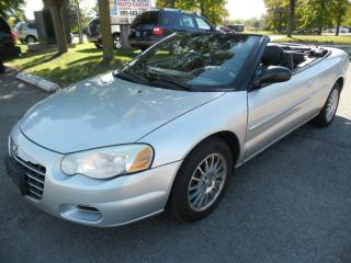 Used 2005 Chrysler Sebring Certified+FREE 6M Warranty for sale in Ajax, ON