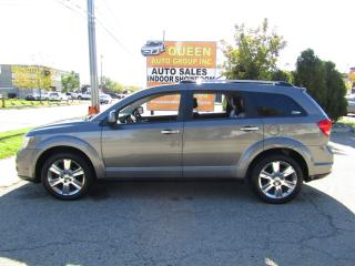 Used 2012 Dodge Journey R/T - All Wheel Drive | Leather | Push To Start for sale in North York, ON
