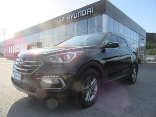 Used 2017 Hyundai Santa Fe Premium for sale in Corner Brook, NL