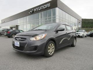 Used 2012 Hyundai Accent GL for sale in Corner Brook, NL