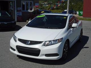 Used 2013 Honda Civic LX for sale in Corner Brook, NL