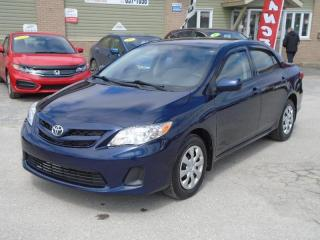 Used 2013 Toyota Corolla CE for sale in Corner Brook, NL
