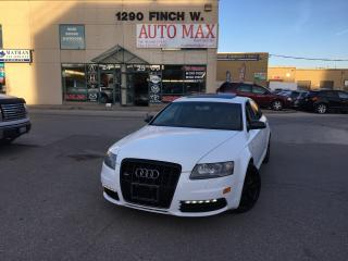 Used 2008 Audi S6 5.2L, Navigation, Rear View Camera for sale in North York, ON