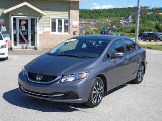 Used 2014 Honda Civic 4x4 Touring for sale in Corner Brook, NL