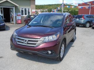 Used 2014 Honda CR-V Touring for sale in Corner Brook, NL