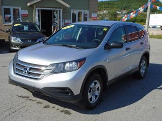 Used 2014 Honda CR-V LX for sale in Corner Brook, NL