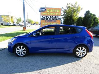 Used 2012 Hyundai Accent 6 Speed manual | Heated Seats | Bluetooth for sale in North York, ON
