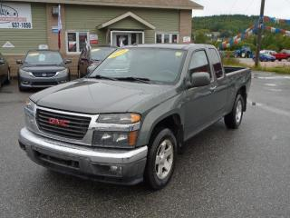 Used 2010 GMC Canyon SLE w/1SD for sale in Corner Brook, NL