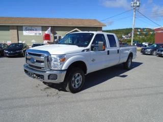 Used 2016 Ford F-250 XLT  6.7 LITRE  TURBO DIESEL for sale in Corner Brook, NL