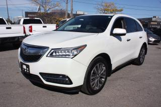 Used 2015 Acura MDX Nav Pkg for sale in North York, ON