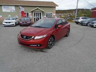 Used 2013 Honda Civic SI for sale in Corner Brook, NL
