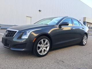 Used 2014 Cadillac ATS LUXURY PACKAGE for sale in Mississauga, ON