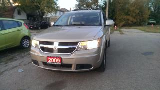 Used 2009 Dodge Journey SXT/sunroof for sale in Cambridge, ON