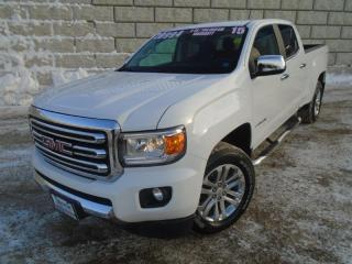 Used 2015 GMC Canyon 4WD SLT for sale in Fredericton, NB