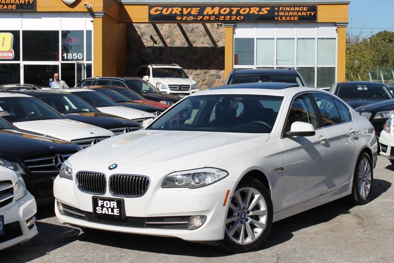2013 BMW 5 Series 528i xDrive *xDrive *PREM PKG/360 CAM/LTHR/PARK SE