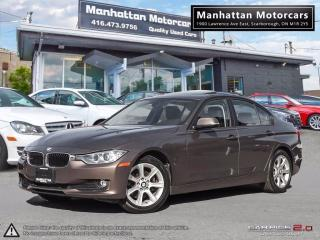 Used 2013 BMW 3 Series 320i EXECUTIVE |NAV|ROOF|PHONE|XENON|NOACCIDENTS for sale in Scarborough, ON