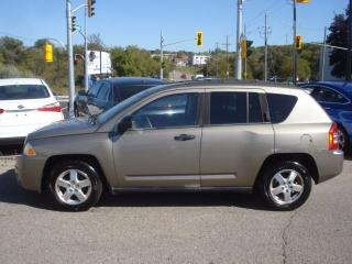 Used 2007 Jeep Compass *SUNROOF-HEATED SEATS* for sale in Kitchener, ON