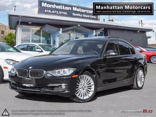 Used 2013 BMW 328xi Sedan 328i X-DRIVE EXECUTIVE |NAV|CAMERA|ROOF|78K for sale in Scarborough, ON