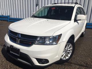 Used 2015 Dodge Journey SXT *SUNROOF-HEATED SEATS* for sale in Kitchener, ON