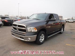 Used 2015 RAM 1500 SXT CREW CAB 4WD 5.7L for sale in Calgary, AB