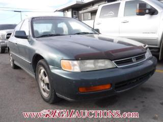 Used 1997 Honda Accord 4D Sedan for sale in Calgary, AB