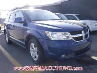 Used 2010 Dodge JOURNEY SXT 4D UTILITY FWD for sale in Calgary, AB