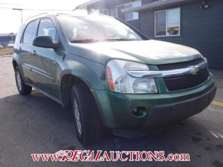 Used 2005 Chevrolet EQUINOX  4D UTILITY AWD for sale in Calgary, AB