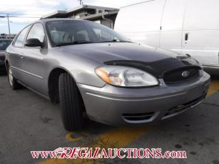 Used 2007 Ford TAURUS SE 4D SEDAN for sale in Calgary, AB