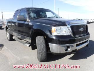 Used 2006 Ford F-150 XLT SUPERCAB 4WD for sale in Calgary, AB