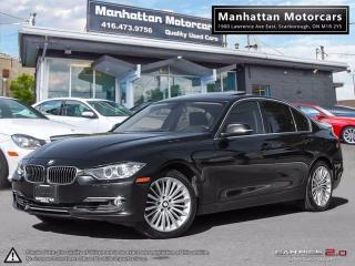 Used 2013 BMW 328xi Sedan 328i X-DRIVE EXECUTIVE |NAV|PARK.A|ROOF|76,000KM for sale in Scarborough, ON