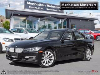 Used 2013 BMW 328xi Sedan 328i X-DRIVE PREMIUM |BLUETOOTH|LEATHER|58000KM for sale in Scarborough, ON