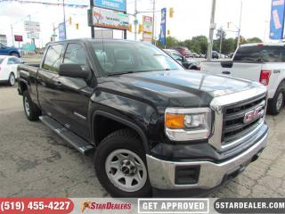 Used 2014 GMC Sierra 1500 4X4 | V8 | 6PASS for sale in London, ON