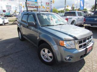 Used 2010 Ford Escape XLT | LEATHER | ROOF | HEATED SEATS for sale in London, ON