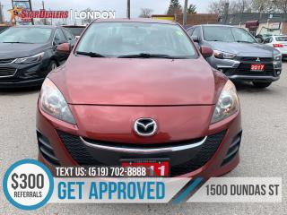 Used 2010 Mazda MAZDA3 for sale in London, ON
