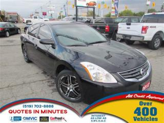 Used 2012 Nissan Altima 2.5 S | GREAT VEHICLE | APPLY TODAY for sale in London, ON