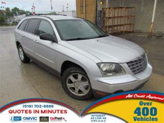 Used 2004 Chrysler Pacifica FRESH TRADE | AS IS for sale in London, ON