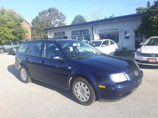 Used 2006 Volkswagen Jetta Wagon GLS TDI for sale in Waterdown, ON