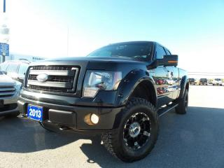 Used 2013 Ford F-150 FX4 5.0L V8 for sale in Midland, ON