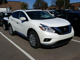 New 2017 Nissan Murano SL AWD CVT (2) for sale in Mississauga, ON