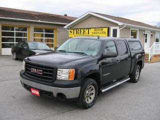 Used 2008 GMC Sierra 1500 Crew Cab 4X4 for sale in Smiths Falls, ON
