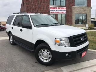 Used 2011 Ford Expedition XLT 8 Passengers for sale in Etobicoke, ON