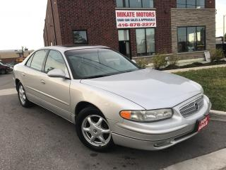 Used 2002 Buick Regal LS for sale in Etobicoke, ON