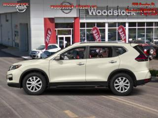 New 2017 Nissan Rogue SV  - $202.25 B/W for sale in Woodstock, ON