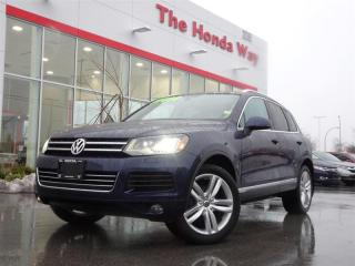 Used 2013 Volkswagen Touareg TDI for sale in Abbotsford, BC