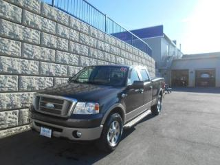 Used 2007 Ford F-150 King Ranch for sale in Fredericton, NB