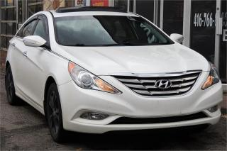 Used 2011 Hyundai Sonata Limited w/Nav for sale in Etobicoke, ON