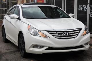 Used 2011 Hyundai Sonata Limited w/Nav for sale in Etobicoke, ON