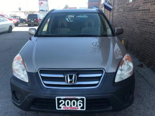 Used 2006 Honda CR-V EX for sale in Kitchener, ON