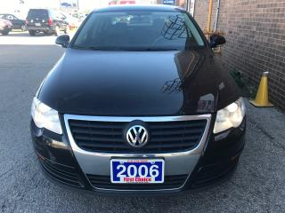 Used 2006 Volkswagen Passat Sedan 2.0T for sale in Kitchener, ON