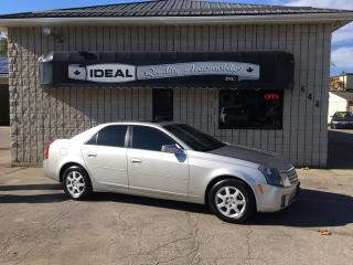 Used 2007 Cadillac CTS for sale in Mount Brydges, ON